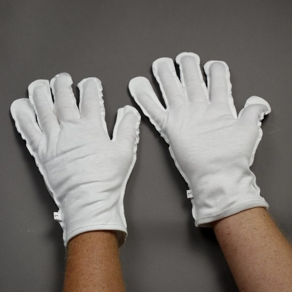 Lyocell zink handschoenen