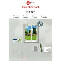 Poll-Tex® antipollen doek > Sanamedi Poll-Tex® los pollendoek 120x250cm