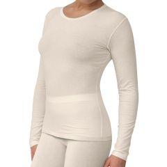 Vrouwen shirt lange mouwen > Sanamedi -Zink eczeemkleding vrouwen shirt lange mouw