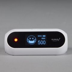Fijnstofmeters HUMA-i  > HUMA-i White HI-100 PM2,5/ PM10