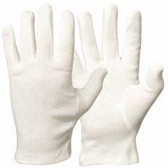 Gebreide katoenen handschoenen