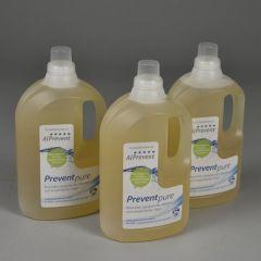 Bestrijding > 3x PreventPure wasmiddel 2 liter extra voordeel