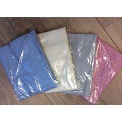 lyocell zink textiel > Sanamedi Zink hoeslaken 90x200x25cm