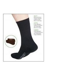 SkintoSkin Diabetische en Mycosis Sokken > SkintoSkin Sokken Mycoses kleur zwart