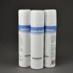 Ventilatie Reiniger > 3x Fles Ventilatie Spray 200 ml. (extra voordeel pakket)