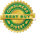 Consumers Digest Best Buy Winner